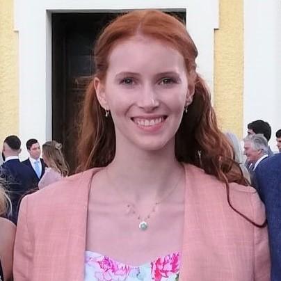 Portrait von Alexandra Stieger