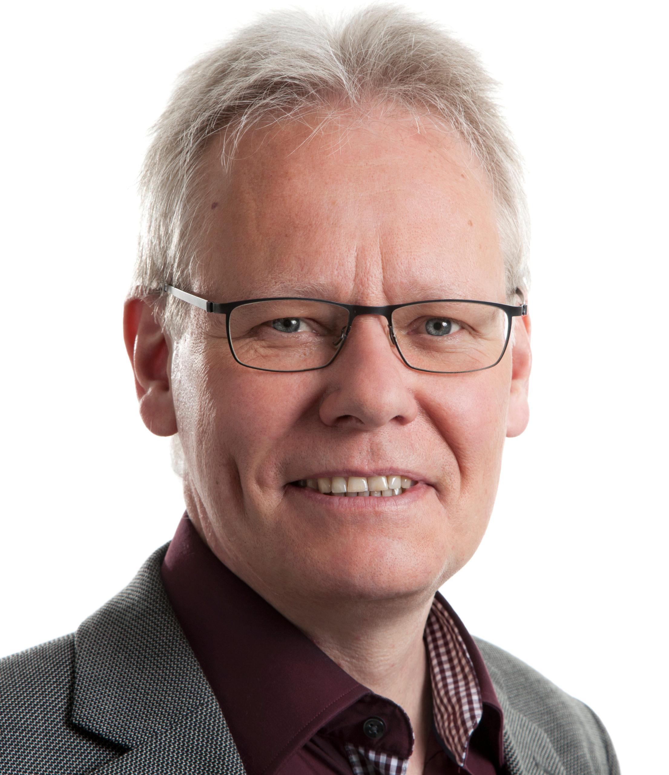 Portrait of Christoph Görg