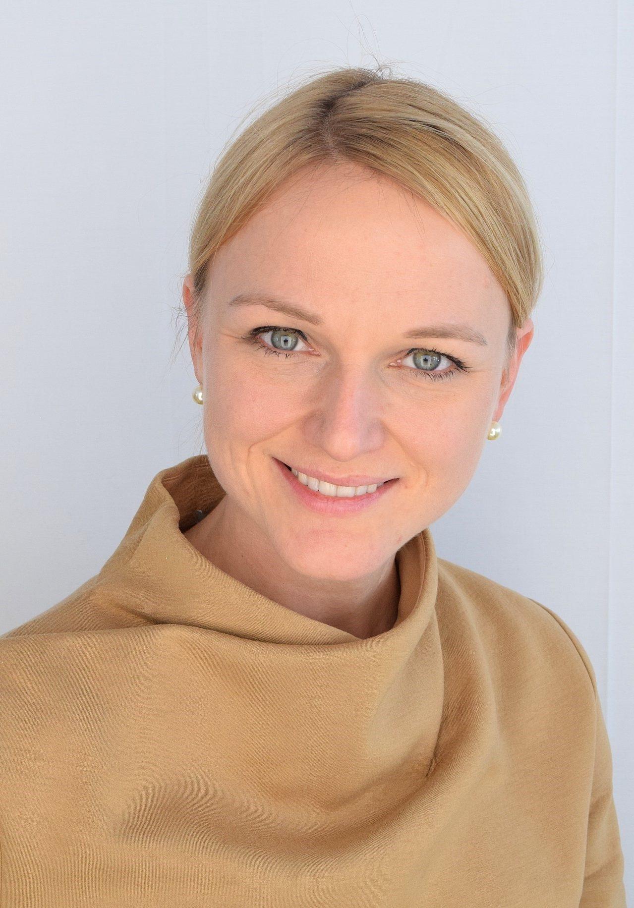 Portrait of Monika Fröhler