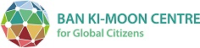 Logo of the Ban Ki-moon Centre for Global Citizens