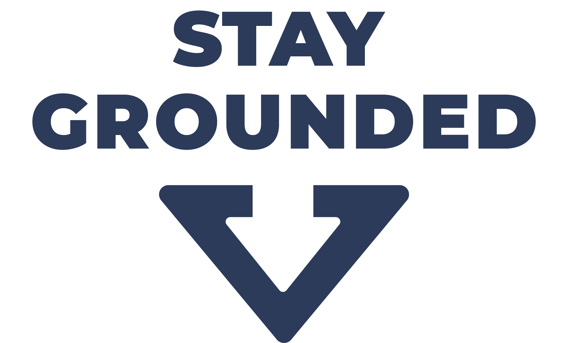 Stay Grounded Logo